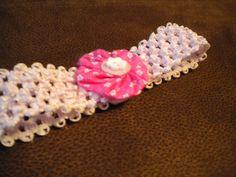 Baby Headband Pink by ForAllGirls on Etsy, $5.00