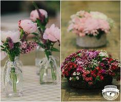Taller decoración floral Bodas de Cuento School