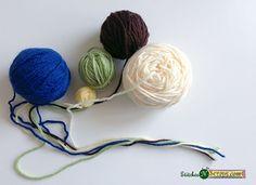 5 colors combined - StitchesNScraps.com