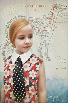 Kickcan & Conkers: Inspiration: Collars and Ties