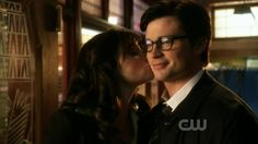 Smallville - Lois and Clark