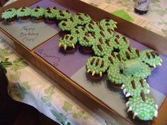 Mr.Alligator Cake!
