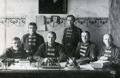 The Soviet military Tribunal on the Western Front, 1920-22.