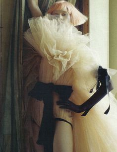 By Tim Walker for Vogue Italia
