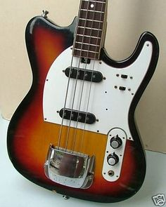 What kind of bass is this? Anyone?