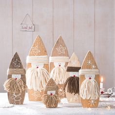 Holzdeko für Winter & Weihnachten Buch portofrei bei Weltbild.de