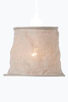 watt & VEKE Naturbeige Lampskärm Vivianne 19 cm