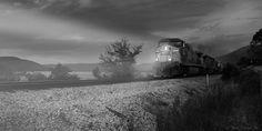 Last Train Tonight by J. Mark Edmonds, via 500px