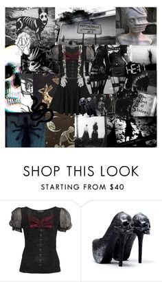 """Untitled #572"" by f-stark ❤ liked on Polyvore featuring Alaïa and Gosh"