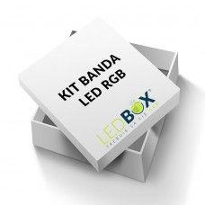 KIT BANDA  RGB MUSIC Lead Boxes, Led Store, Kit, Bands