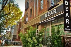 Bear Restaurant, Astoria, NY, Nouvelle European Cuisine