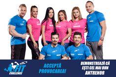 Preselectie Antrenori » Pro Nutrition Fit Challenge, Editia 4