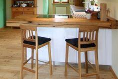 Einbauküche in einladendem Ambiente  - Einladend