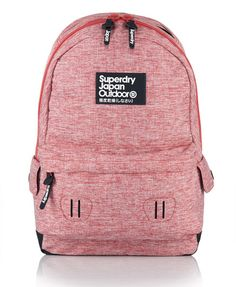 Superdry Marl Montana Rucksack, I love that one and the color, perfect for the school start