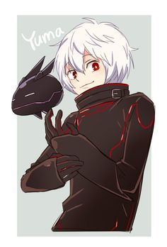 Yuma and Replica _World Trigger