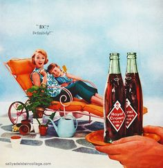 vintage royal crown cola advertising | Recent Photos The Commons Getty Collection Galleries World Map App ...