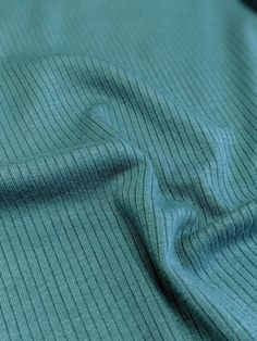 Light Weight Modal Rib Knit - Teal – Sitka Fabrics