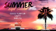 Sa. 17.06.2017 Summer Night Session - von der Strandbar in die Mikro Bar CGN Alle Infos hier: www.facebook.com/events/1331565646939611/