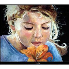 Lily by Amanda Dunbar