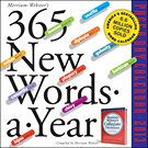 365 New Words-A-Year Page-A-Day 2013 Desk Calendar | | CALENDARS.COM