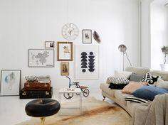 La maison d'Anna G.: Style mix