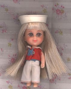 Liddle Kiddle  Lola Liddle in Original Clothes