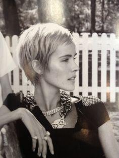 Isabel Lucas pixie
