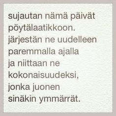 pöytälaatikkopäivät (1.10.2014) www.instagram.fi/taideonikuista
