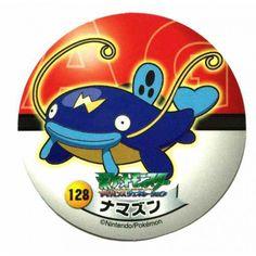 Pokemon 2006 Sapporo Ichiban Ramen AG Collection Series Whiscash Sticker
