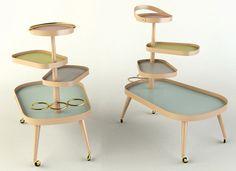 Colé Sushi Kart de la diseñadora Lorenza Bozzoli | TRENDHAL  _ Observatorio de Tendencias