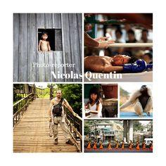 Photographe professionnel passionné - Nicolas Quentin (Cambodge, Indonésie, Thaïlande). Nicolas Quentin, fondateur d'Asia Pix en 2011 (depuis 5 ans maintenant), agence indépendante de photographie spécialisée dans l'Asie basée à Bangkok. Il couvre aussi bien des événements liés à l'actualité, se spécialise dans la production d'images HD pour les entreprises et le milieu Corporate.