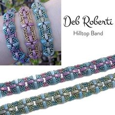 Free pattern at Around the Beading Table.