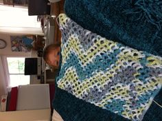 "@Bexx Pyne has crocheted 12.5"" now & she's almost to the top! #joanncpal"