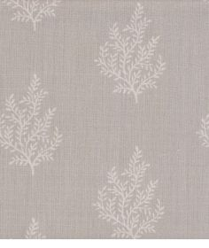 Olivia ~ Gustavian Grey on Chunky Cream Linen - Peony & Sage Cream Curtains, Curtains With Blinds, Cottage Lounge, Cottage Living Rooms, Living Room Windows, Lounge Curtains, Office Curtains, Bedroom Curtains, Houses