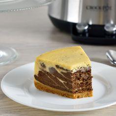Cheesecake cu ciocolata made by Jamila Cuisine