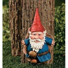 Gnome coming out of tree