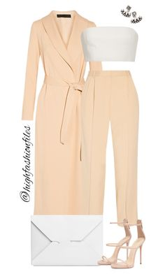 """""""Minimal Chic"""" by highfashionfiles ❤ liked on Polyvore featuring The Row, Katie Ermilio, J.W. Anderson, DANNIJO, women's clothing, women's fashion, women, female, woman and misses"""