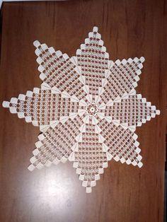 Best 12 Oval crochet doily new hand crocheted doilies ecru doily Crochet Cushions, Crochet Tablecloth, Crochet Doilies, Crochet Stars, Crochet Snowflakes, Crochet Motif Patterns, Crochet Stitches, Filet Crochet, Hand Crochet