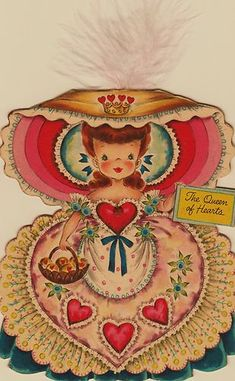 1947 Hallmark from The Land of Make Believe 6 Paper Doll Cards Cinderella Mary   eBay