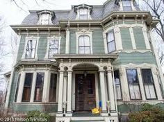 victorian houses with bay windows - Google Search