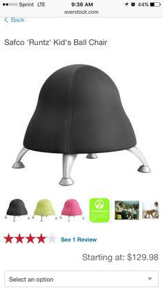 Mushroom chairs
