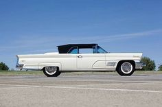 LINCOLN CONTINENTAL MARK V 1960