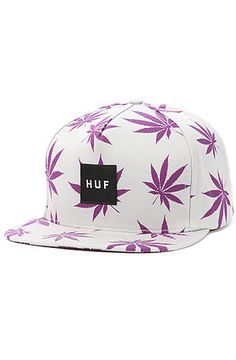 Huf Hat Plantlife in Grey