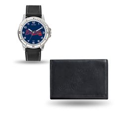 Atlanta Braves MLB Watch and Wallet Set (Chicago Watch)