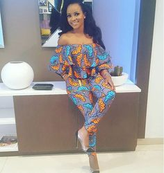 Checkout These Trendsetting & Excitingly Glamorous Ankara Styles - Lifestyle.ng
