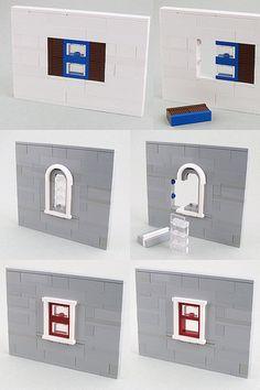 Windows - Building Sideways Part 1   Flickr - Photo Sharing!