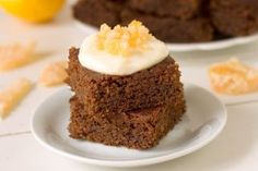 Gluten Free Gingerbread Cake: A Treat for Thanksgiving and Christmas by Food Fanatic on Epicurious Community Table
