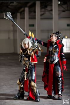Laif Anderson uploaded this image to 'Battle Sisters'. See the album on Photobucket. Warhammer 40000, Warhammer Online, Cool Costumes, Cosplay Costumes, Mighty Knight, 40k Sisters Of Battle, Warhammer Fantasy Roleplay, Fantasy Battle, Fantasy Races