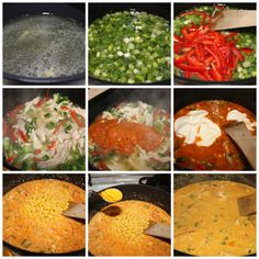 2 Palak Paneer, Food And Drink, Dinner, Ethnic Recipes, Red Peppers, Dining, Food Dinners