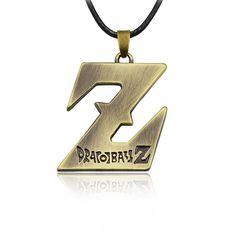 Dragon Ball Z Emblem Necklace – Otakupicks